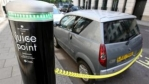 Electric cars: Charge points could be requirement in new build homes - BBC News